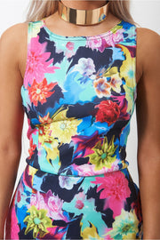Nika Floral Playsuit
