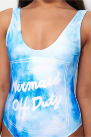 Mermaids Off Duty Swimsuit