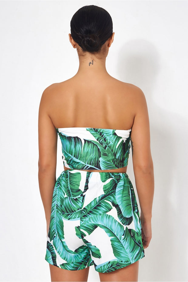 Limited Edition Palm Print Co-ord