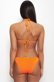 Capri Orange Swimsuit