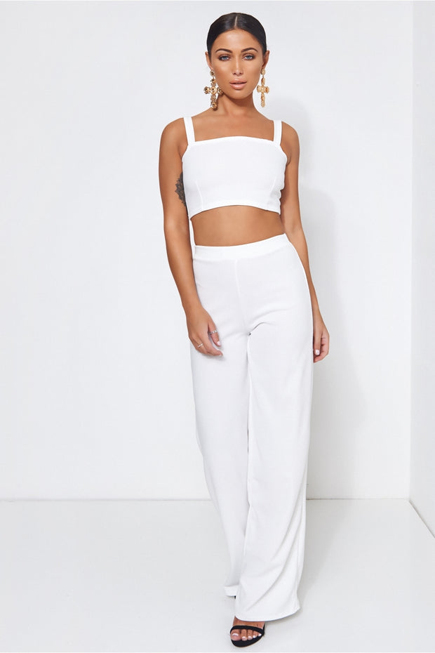 Jesson White Co-Ord