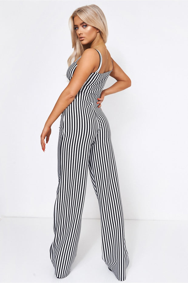 Jardi Black & White Stripe Co-Ord
