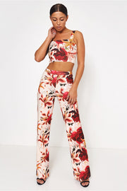 Jesson Tropical Print Co-ord