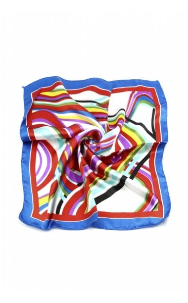Coco Multicoloured Neck Scarf