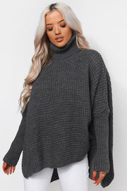 Oversized Grey Jumper