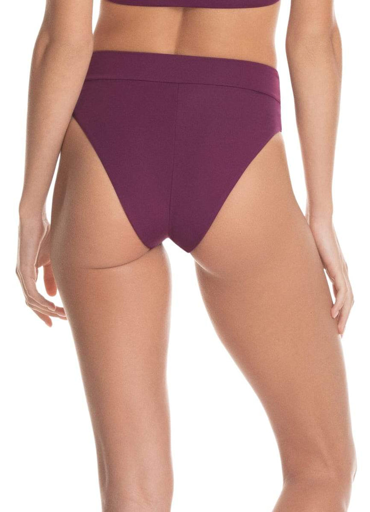 Vintage Grape Suzy Q swim bottom [burgundy]