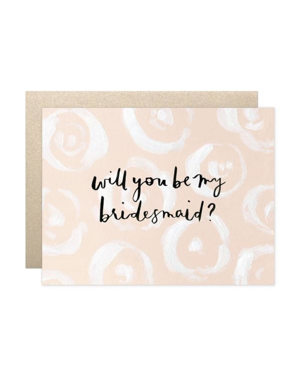 Be My Bridesmaid [Card] Cards Urban Escape