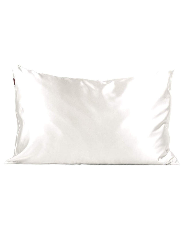 SATIN PILLOW CASE [IVORY]