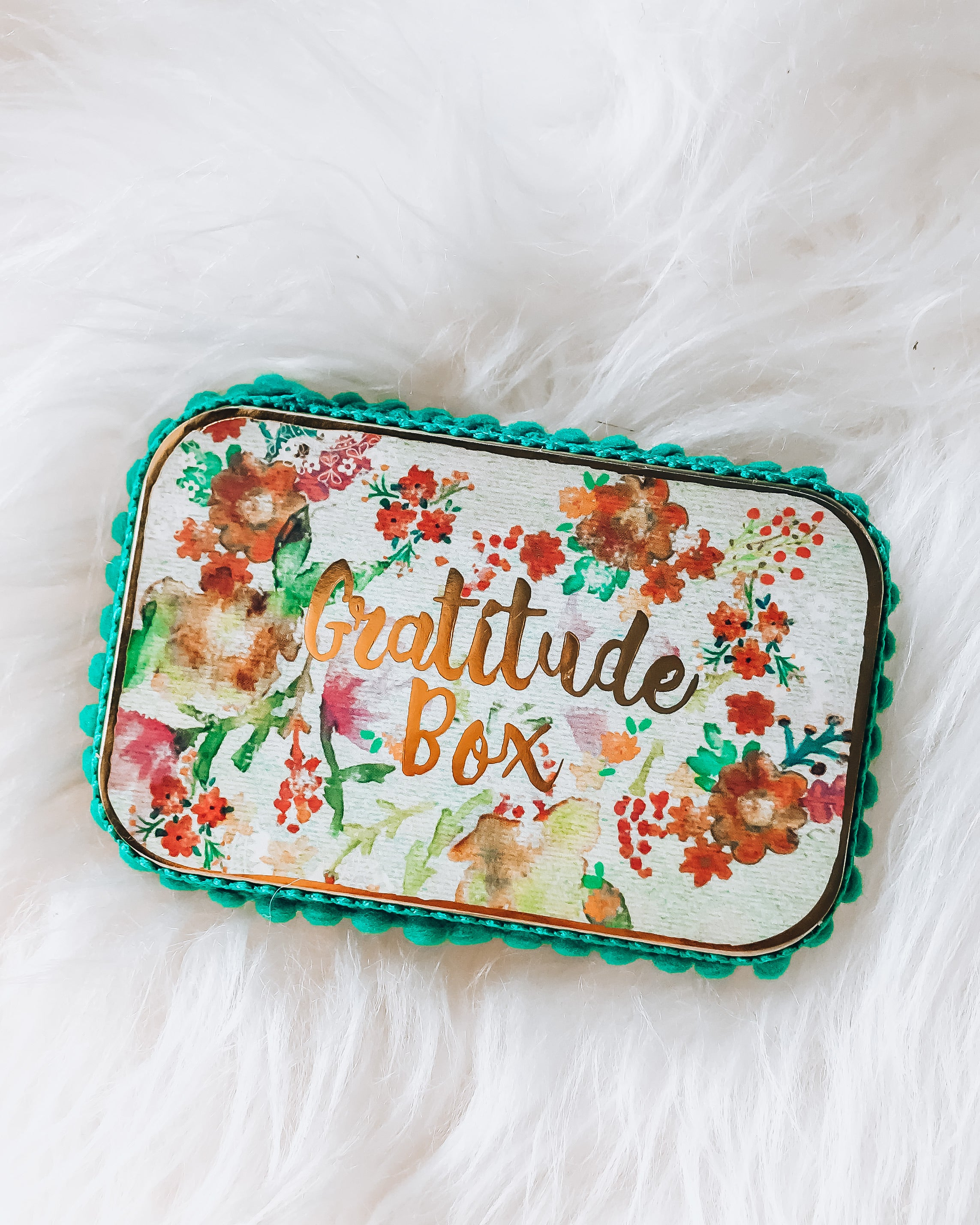Prayer Box [gratitude]