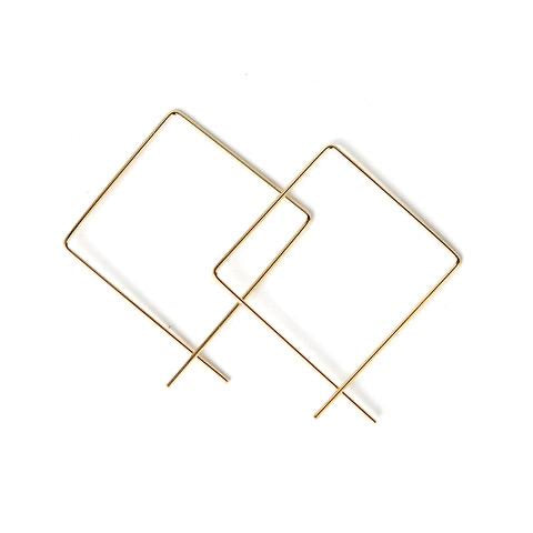 Eva Earrings [gold]