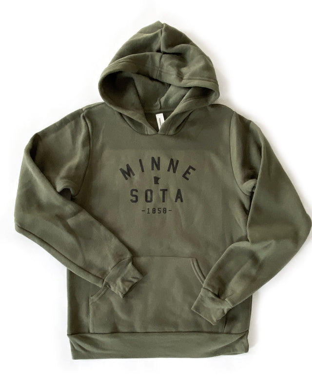 Youth Tamarack Hoodie [army green]