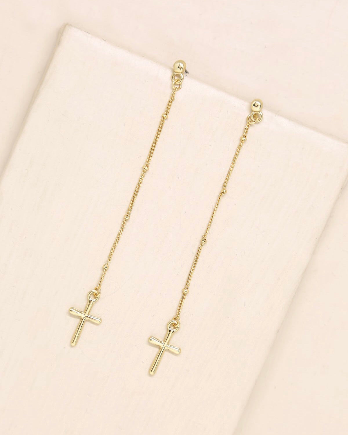 CHANCE & FAITH earrings [gold]