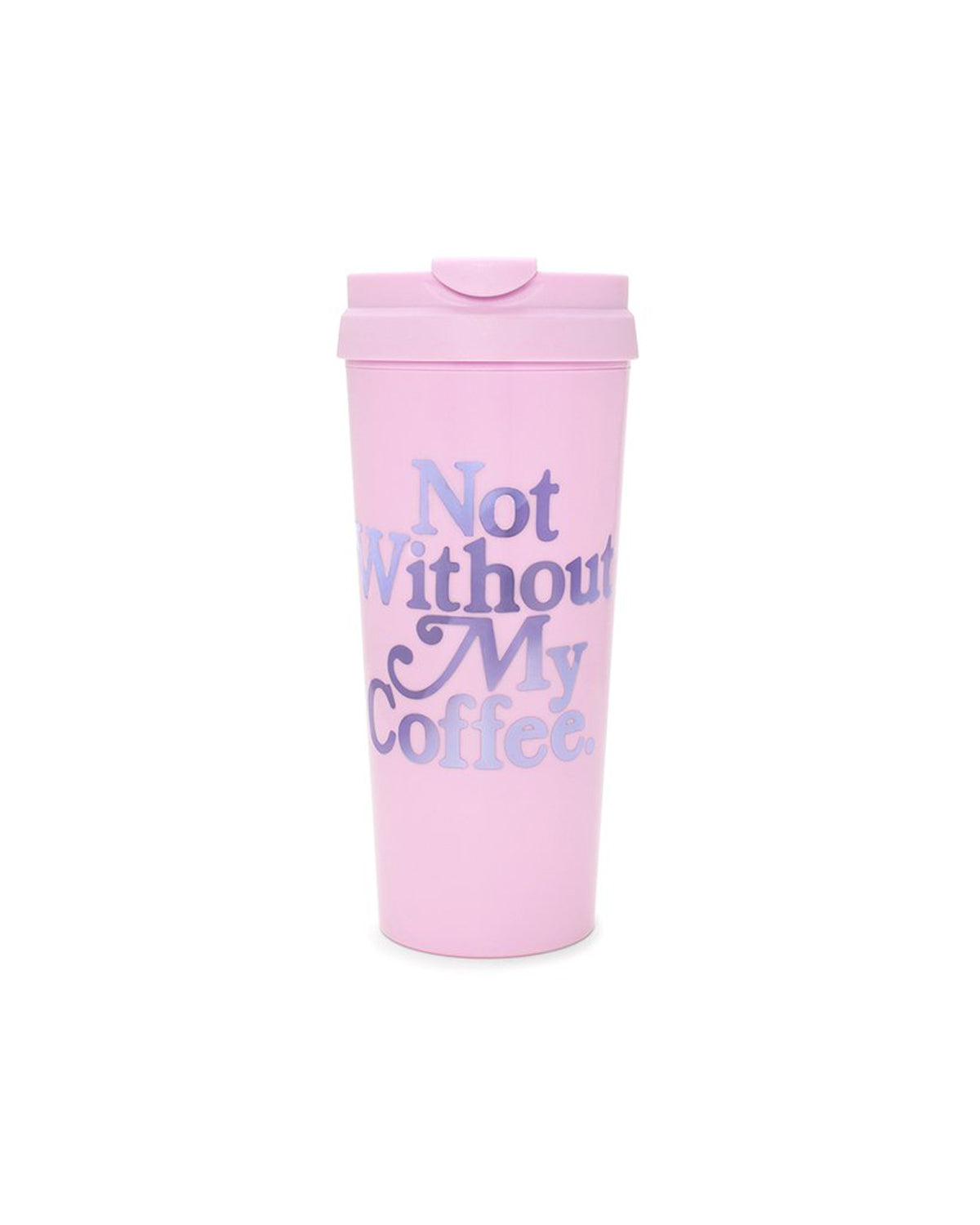Not Without Coffee Thermal Mug