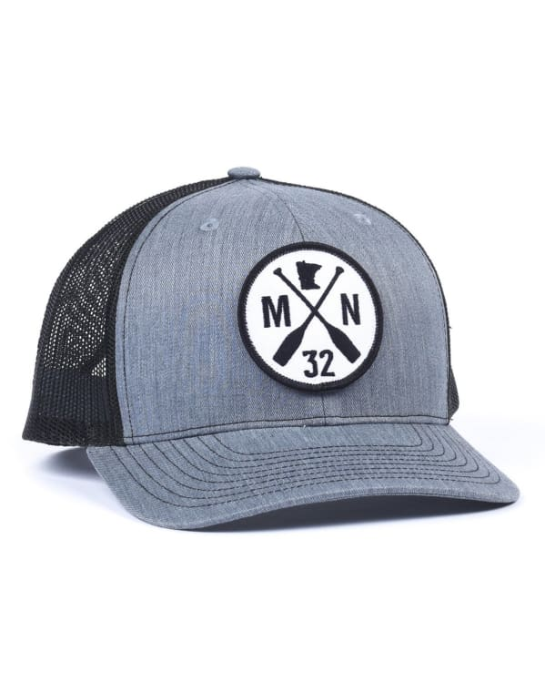 Classic Mn Paddle Snapback [Hat] Hats [Mn + Local] Urban Escape