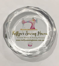 Load image into Gallery viewer, Keffyn Sewing Haven Paper Weight