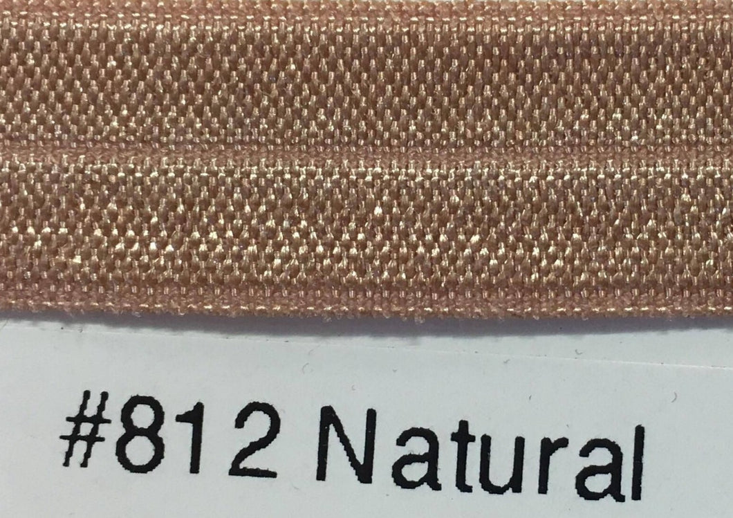15mm Wide FOE #812 Natural
