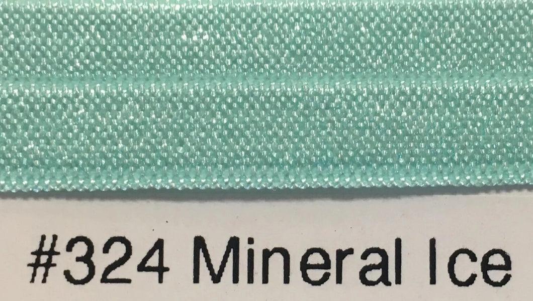 15mm Wide FOE #324 Mineral Ice
