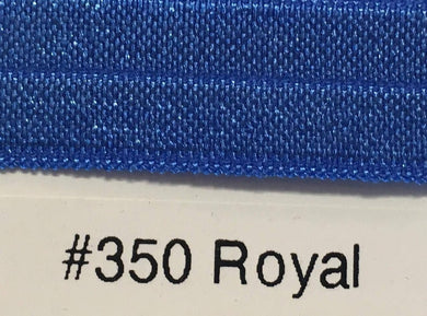 15mm Wide FOE #350 Royal Blue