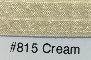 15mm Wide FOE #815 Cream
