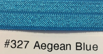 15mm Wide FOE #327 Argean Blue