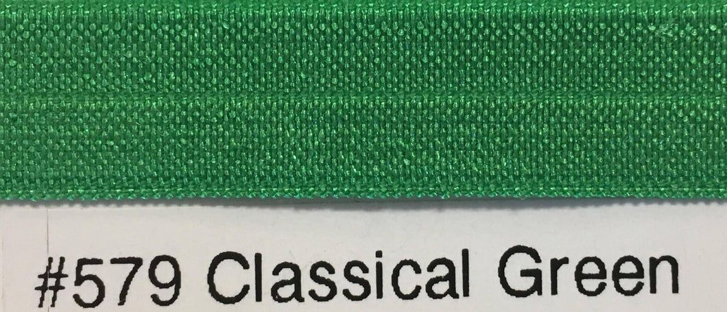 15mm Wide FOE #579 Classic Green