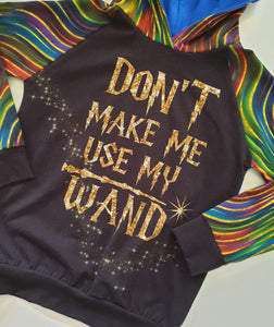 'Be Magical' Don't Make me! Panels - Cottong Lycra 180gsm