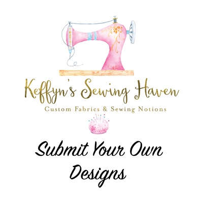 Submit Your Own Designs