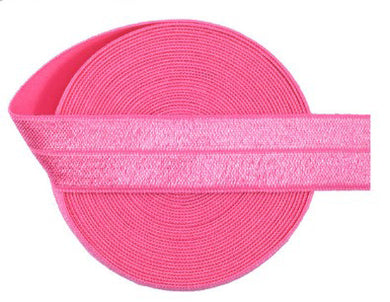 22mm Wide FOE Hot Pink