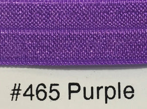 15mm Wide FOE #465 Purple
