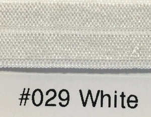 15mm Wide FOE #029 White