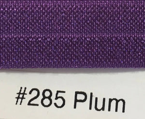 15mm Wide FOE #285 Plum