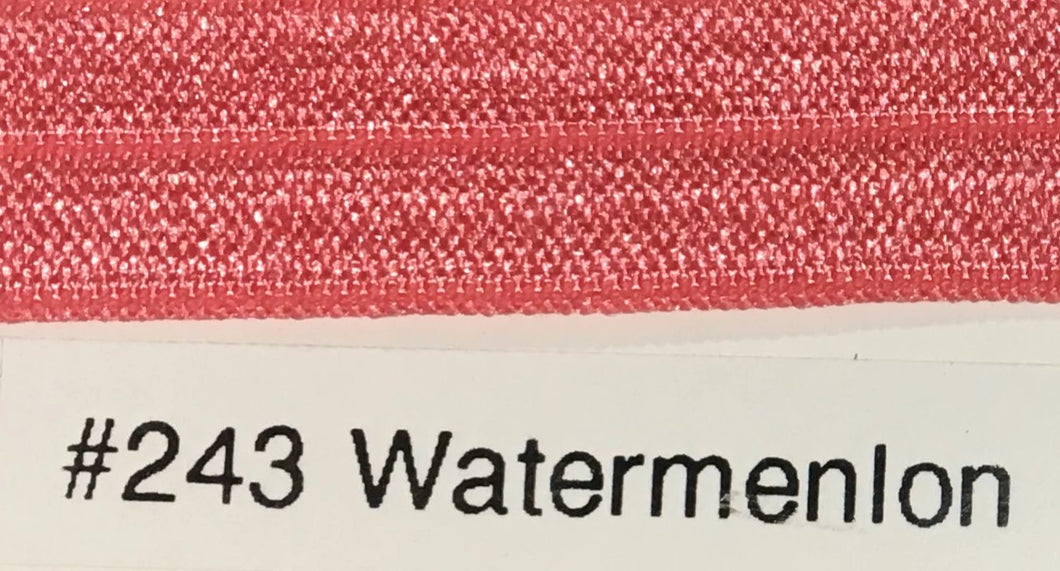 15mm Wide FOE #243 Watermelon