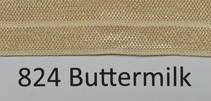15mm Wide FOE #824 Buttermilk