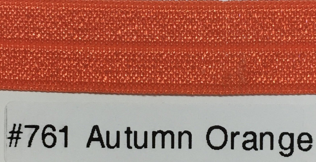 15mm Wide FOE #761 Autumn Orange