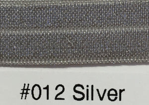 15mm Wide FOE #012 Silver