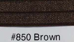 15mm Wide FOE #850 Brown