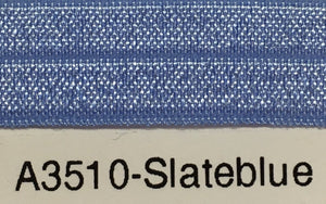 15mm Wide FOE #A3510 Slateblue