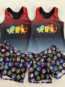 'Little Critters' Multiple Ball Co-Ord Cotton Woven 50cm