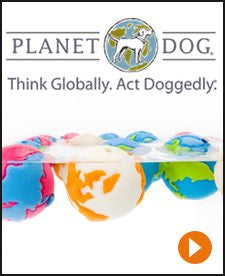 Planet Dog Chew Toys