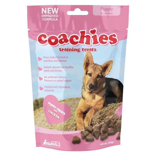Coachies Training Treats (Puppy - Chicken)