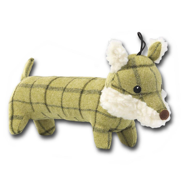 House of Paws Tweed Plush Long Toy