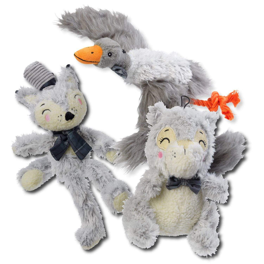 House of Paws Winter Woodland Plush Toys