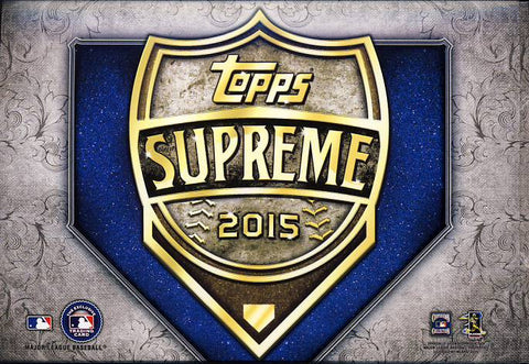 2015 Supreme Football 16-box Master Case Break - Random Teams (28 Total Spots)