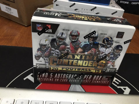 '15 Contenders 1-box - Two Random Teams Per Spot