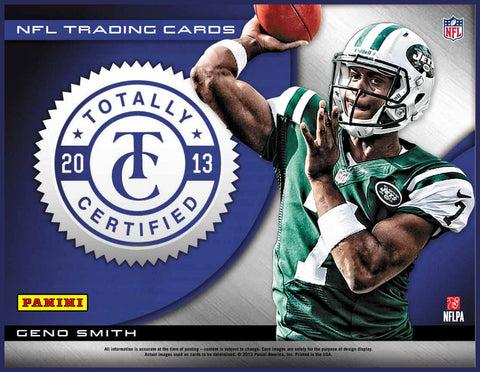 Case #1 2013 Panini Totally Certified Football 12-Box Case Break - Random Teams Break