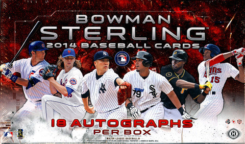2014 Sterling Baseball 3 Box Break- 2 Random Teams