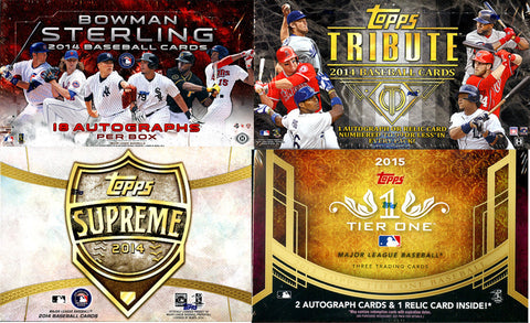 4 Box Mlb Mixer