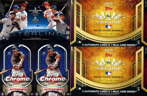 MLB 5 Box Mixer - Tons of Hits!