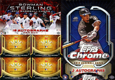 MLB 6 Box Mixer - 30+ Hits!
