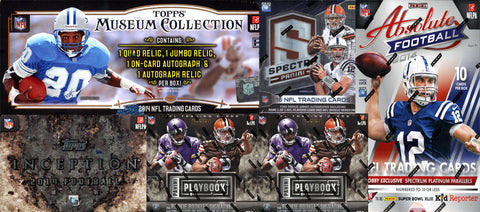 NFL 6-Box Mixer - Random Teams